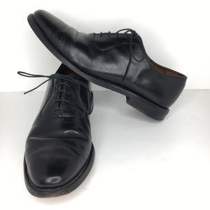 Allen Edmonds Vernon mens size 8.5 D Black